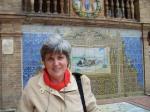 Luisa a Sevilla (31.10.08)