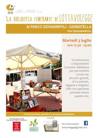 Loc. Biblio itinera Parco Giovannipoli lug18 (Small)
